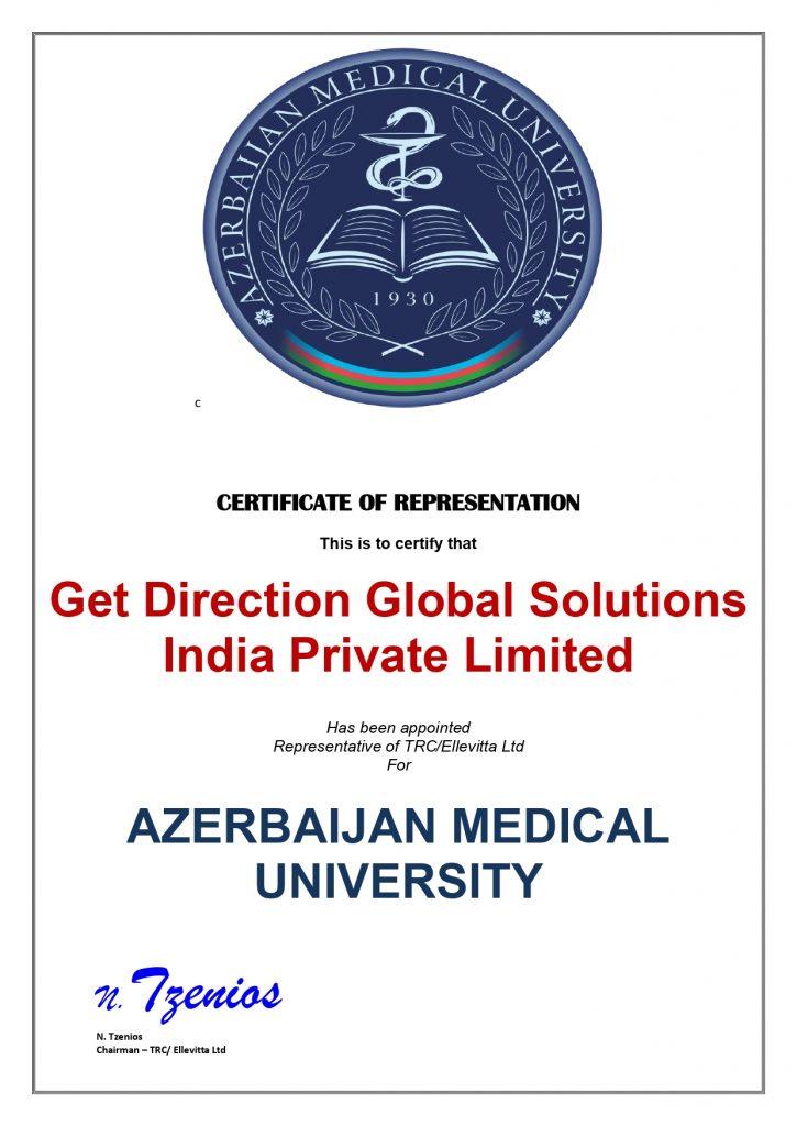 amu-cert mbbs abroad countries Azerbaijani