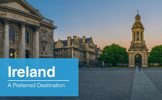 best places to study mbbs abroad ireland