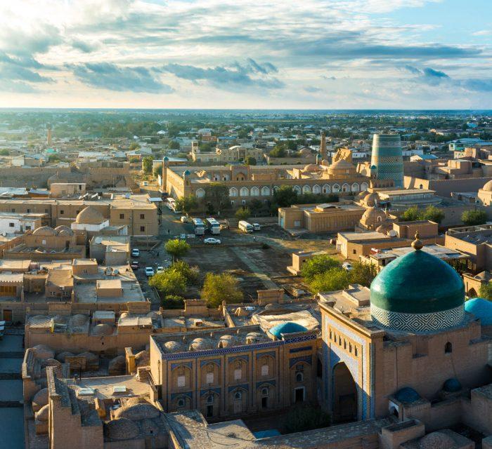 uzbekistan samarkand city